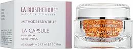 Kup Regenerujące kapsułki do twarzy z ceramidami i witaminami - La Biosthetique Methode Essentielle La Capsule Lipid Serum