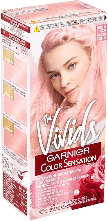 Trwała farba do włosów - Garnier Color Sensation Vivids