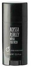 Kup Dezodorant - Alyssa Ashley Musk For Men Deodorant Stick