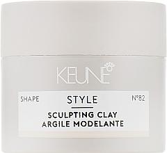 Kup Glinka stylizująca do włosów nr 82 - Keune Style Sculpting Clay (mini)