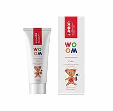 Kup Pasta do zębów dla dzieci - Woom Junior Cola Toothpaste