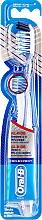 Kup Szczoteczka do zębów, 40 średnia twardość, biało-niebieska - Oral-B Pro-expert All In One