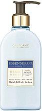 Kup Balsam do rąk i ciała z irysem i szałwią - Oriflame Essense & Co. Orris & Sage Hand & Body Lotion