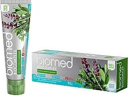 Kup Naturalna odświeżająca pasta do zębów - Biomed Biocomplex