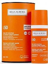 Kup Przeciwsłoneczny fluid do skóry wrażliwej SPF 50+ - Bella Aurora Solar Anti-Stain Sensitive Skin