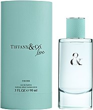 Kup Tiffany & Co Love For Her - Woda perfumowana (tester bez nakrętki)