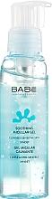 Kup Kojący żel micelarny do mycia twarzy - Babe Laboratorios Soothing Micelar Gel Travel Size