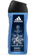 Kup Adidas UEFA Champions League Champions Edition - Perfumowany żel pod prysznic
