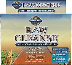 Kup Suplement diety Oczyszczanie organizmu - Garden of Life Raw Cleanse