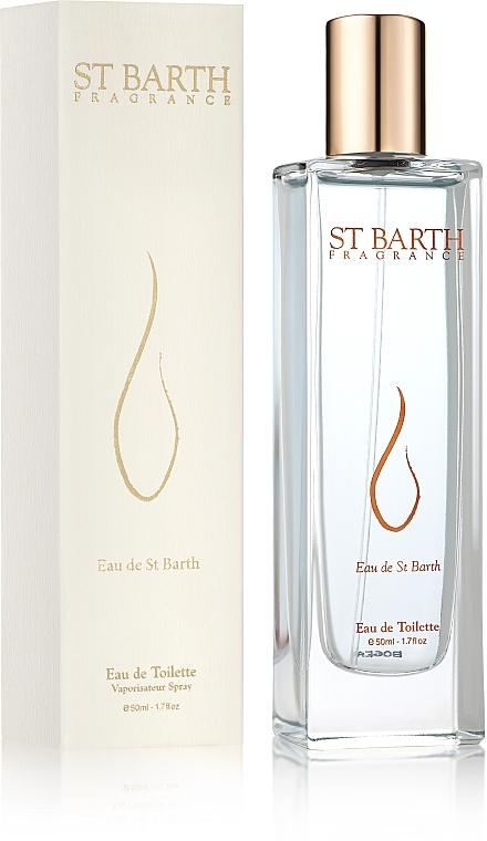Ligne St Barth Fragrance Eau De St. Barth - Woda toaletowa — фото N2