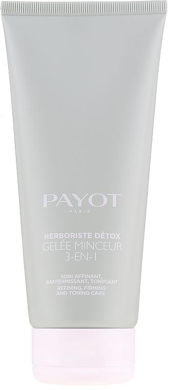 Ujędrniający żel do ciała - Payot Herboriste Detox — фото N1
