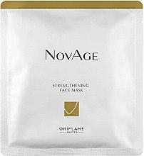 Kup Wzmacniająca maska do twarzy na tkaninie - Oriflame NovAge Strengthening Face Mask