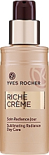 Kup Rozświetlający balsam do twarzy - Yves Rocher Riche Crème Sublimating Radiance Day Care