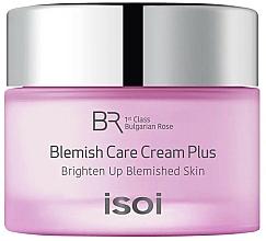 Kup Krem na przebarwienia do skóry trądzikowej - Isoi Bulgarian Rose Blemish Care Cream Plus
