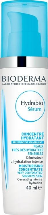 Skoncentrowane serum intensywnie nawilżające - Bioderma Hydrabio Serum Moisturising Concentrate