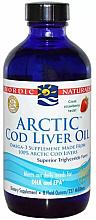 Kup Olej z wątroby dorsza w płynie - Nordic Naturals Arctic Cod Liver Oil