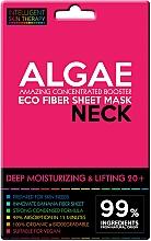 Kup Ekspresowa maska na szyję - Beauty Face IST Deep Moisturizing & Lifting Neck Mask Algae