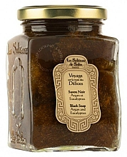 Kup Czarne mydło z eukaliptusem do twarzy i ciała - La Sultane De Saba Rituals Of Hammam Authentic Black Soap Eucalyptus
