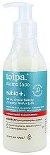 Kup Żel do mycia twarzy z kwasami AHA + LHA - Tołpa Sebio+ AHA + LHA Cleansing Gel