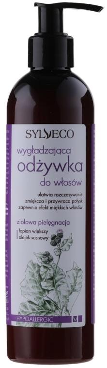 Wygładzająca odżywka do włosów - Sylveco Smoothing Conditioner — фото N2