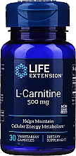 Kup Suplement diety Karnityna - Life Extension L-Carnitine