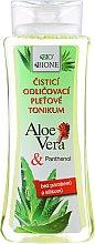 Kup Tonik do demakijażu z wyciągiem z aloesu - Bione Cosmetics Aloe Vera Soothing Cleansing Make-Up Removal Facial Tonic