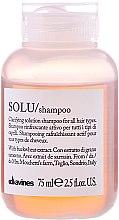 Kup Szampon głęboko oczyszczający do wszystkich typów włosów - Davines Solu Shampoo