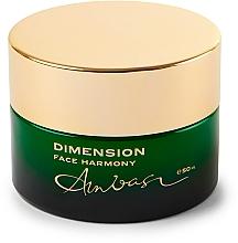 Kup Aromaterapeutyczny krem łagodzący do skóry wrażliwej i naczynkowej - Ambasz Aromatherapeutic Dimension Face Harmony Cream