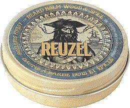 Kup Balsam do brody Drewno i przyprawy - Reuzel Beard Balm Wood And Spice