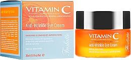 Kup Przeciwzmarszczkowy krem na powieki - Frulatte Vitamin C Anti-Wrinkle Eye Cream