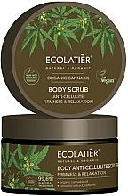 Kup Peeling do ciała Elastyczność i odprężenie - Ecolatier Organic Cannabis Body Scrub