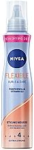 Kup Pianka do włosów kręconych - Nivea Flexible Curls & Care Styling Mousse