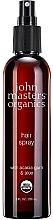 Kup Lakier do włosów z gumą senegalską z akacji i aloesem - John Masters Organics Hair Spray With Acacia Gum & Aloe