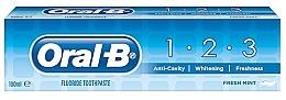 Kup Pasta do zębów - Oral-B 1-2-3 Fresh Mint Toothpaste