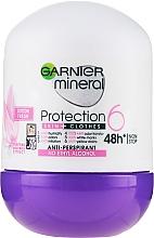 Kup Antyperspirant w kulce - Garnier Mineral Protection 6 Cotton Fresh