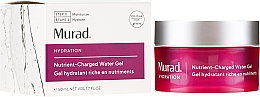 Kup Intensywnie nawilżający beztłuszczowy żel-krem do twarzy - Murad Hydration Nutrient Charged Water Gel