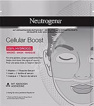Kup Maska hydrożelowa - Neutrogena Cellular Boost 100% Hydrogel Mask