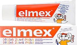 Kup Pasta do zębów dla dzieci - Elmex Childrens Toothpaste