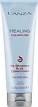 Kup Odżywka chroniąca kolor przed pomarańczowymi odcieniami - Lanza Healing ColorCare De-Brassing Blue Conditioner