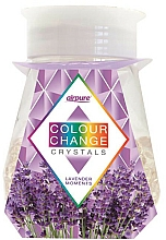 Kup Żelowe perełki zapachowe Lawenda - Airpure Colour Change Crystals Lavender Moments