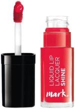 Kup Błyszcząca szminka w płynie - Avon Mark Liquid Lip Lacquer Shine