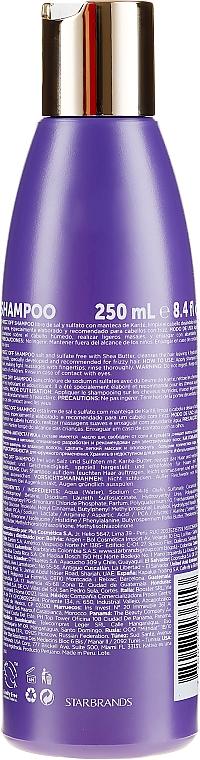 Nawilżający szampon do włosów - Kativa Frizz Off Shampoo — фото N2