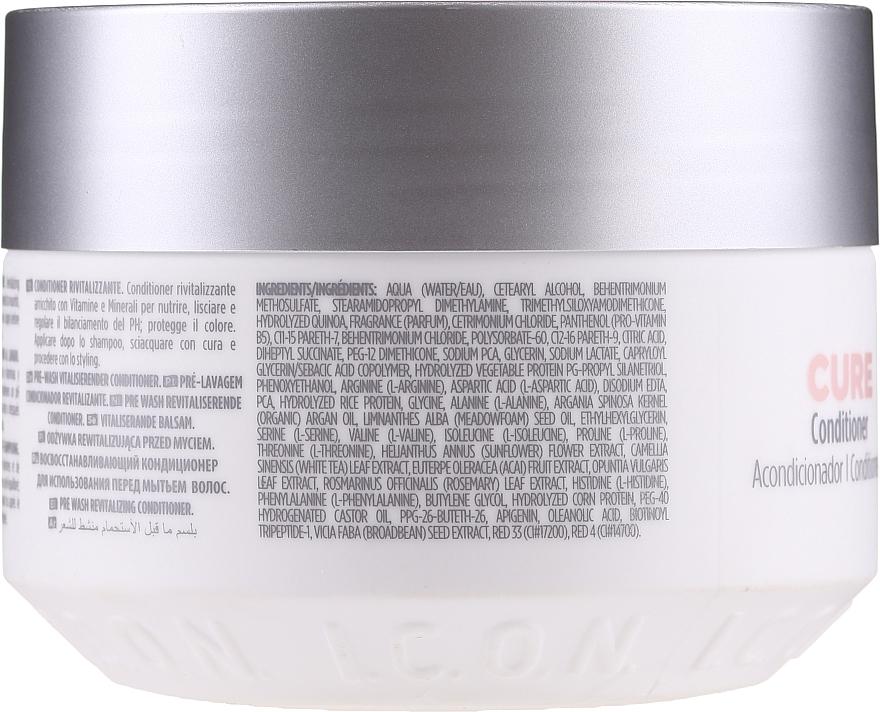 Regenerująca odżywka do włosów - I.C.O.N. Cure Healing Conditioner — фото N2