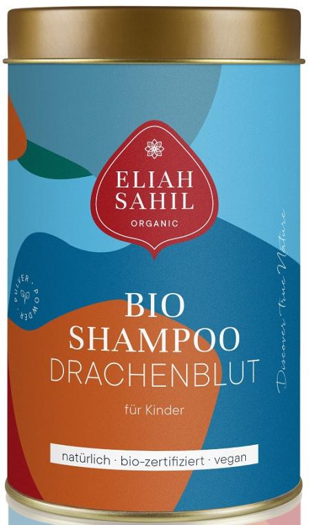 Organiczny szampon w proszku dla dzieci - Eliah Sahil Dragonblood — фото N1