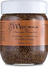 Kup Scrub cynamonowo-pomarańczowy w ekonomicznym opakowaniu - Morjana Hammam Essentials Refill Delicious Scrub-Cinnamon Orange