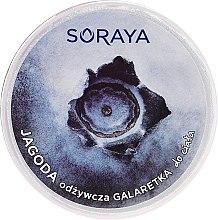 Odżywcza galaretka do ciała Jagoda - Soraya Foodie Jagoda — фото N1