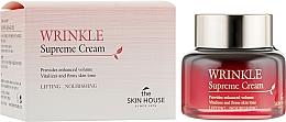 Kup Liftingujący krem odżywczy do twarzy z żeń-szeniem - The Skin House Wrinkle Supreme Cream