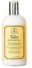 Kup Taylor of Old Bond Street Sandalwood Luxury Hair Conditioner - Odżywka do włosów