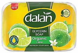 Kup Glicerynowe mydło Limonka - Dalan Glycerine Soap