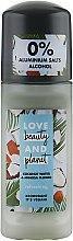 Kup Odświeżający wegański dezodorant w kulce Woda kokosowa i mimoza - Love Beauty & Planet Coconut Water & Mimosa Flower Refreshing Deodorant